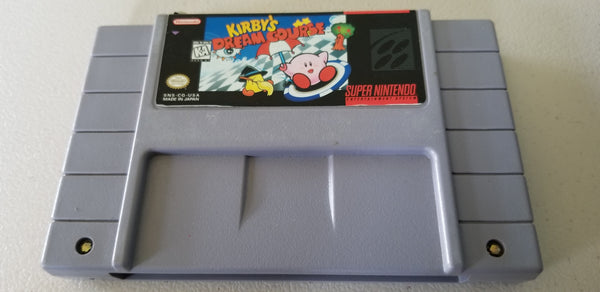 Kirby's Dream Course - Super NES