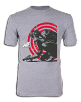 PERSONA 5 - PROTAGONIST 01 ADULT SHIRT (GREY)