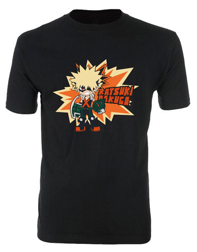 MY HERO ACADEMIA - BAKUGO SD ADULT SHIRT
