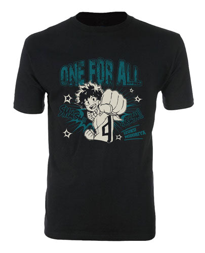 MY HERO ACADEMIA - DEKU ONE FOR ALL ADULT SHIRT