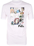 FLCL - LINE ART ADULT SHIRT