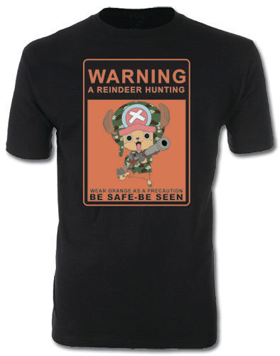 ONE PIECE - CHOPPER HUNTING ADULT SHIRT