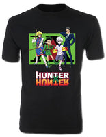 HUNTER X HUNTER - MAIN CHARACTERS ADULT SHIRT