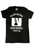 MY HERO ACADEMIA - UA LOGO ADULT SHIRT