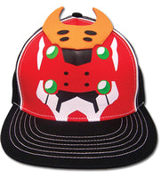 EVANGELION NEW MOVIE EVA 2 FITTED CAP