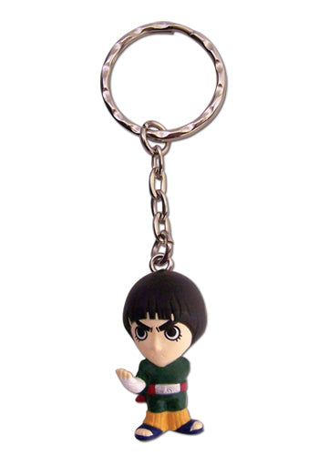 NARUTO ROCK LEE 3D SD KEY CHAIN