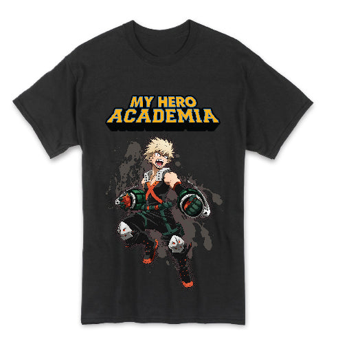 MY HERO ACADEMIA - BAKUGO ADULT SHIRT