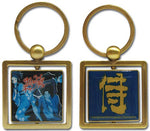 SAMURAI CHAMPLOO METAL KEY CHAIN