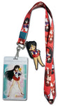 SAILOR MOON - SAILOR MARS LANYARD