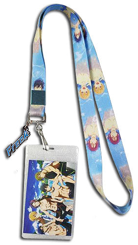 FREE! - GROUP SWIMMING LANYARD