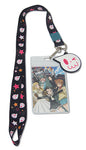SOUL EATER NOT! - GROUP LANYARD