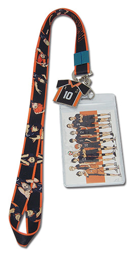 HAIKYU!! - TEAM LANYARD