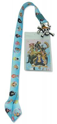 One Piece Lanyard - Chibi Group
