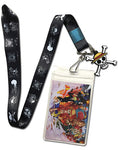 ONE PIECE - FLAGS LANYARD