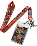 ONE PIECE - GRADATION BACKGROUND LANYARD