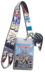 FAIRY TAIL - GUILD LINEUP LANYARD