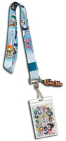 SAILOR MOON S - SAILOR SOLDIERS LINE-UP LANYARD