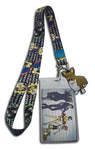 Cowboy Bebop Group Lanyard
