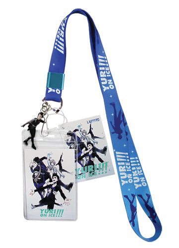 YURI ON ICE!!! - KEY ART LANYARD