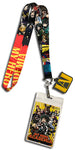 MY HERO ACADEMIA - LINE-UP LANYARD