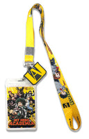 MY HERO ACADEMIA - GROUP LANYARD