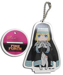 FIRE FORCE - SD IRIS ACRYLIC KEYCHAIN
