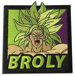 DRAGON BALL SUPER BROLY - SS BROLY PATCH
