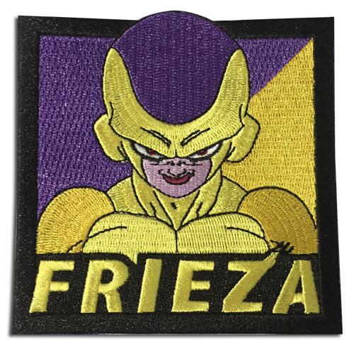 DRAGON BALL SUPER BROLY - GOLDEN FRIEZA PATCH