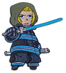 FIRE FORCE - ARTHUR SD PATCH
