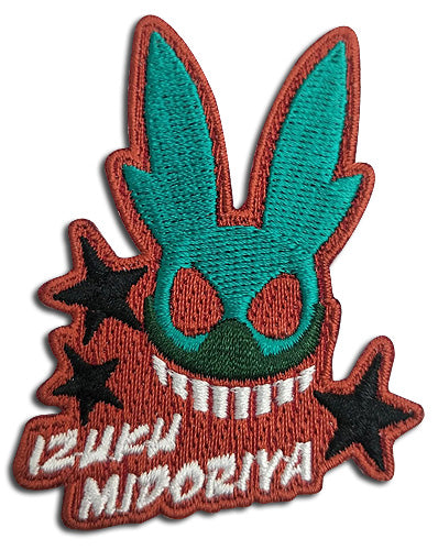 MY HERO ACADEMIA - IZUKU LOGO STYLE PATCH