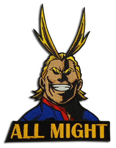 MY HERO ACADEMIA - ALL MIGHT PATCH #2