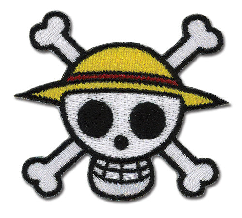 ONE PIECE SKULL ICON PATCH