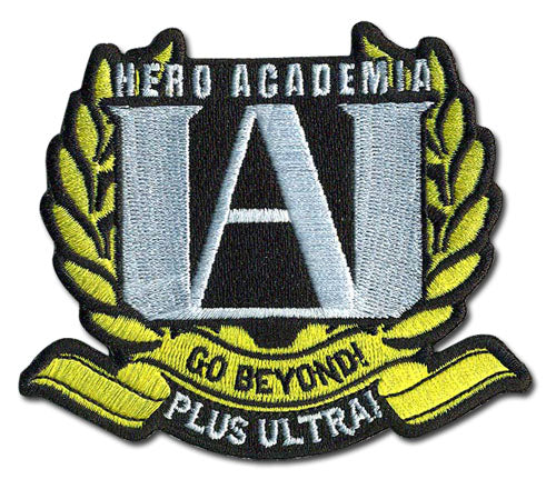 MY HERO ACADEMIA - UA GO BEYOND PATCH