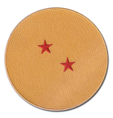DRAGON BALL Z - 2-STAR DRAGONBALL PATCH