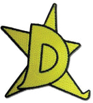 SPACE DANDY - D-STAR PATCH