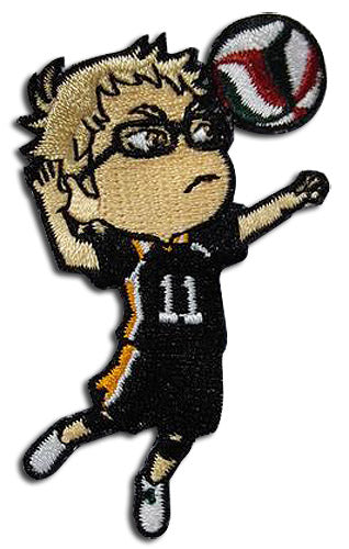 HAIKYU!! - KEI PATCH