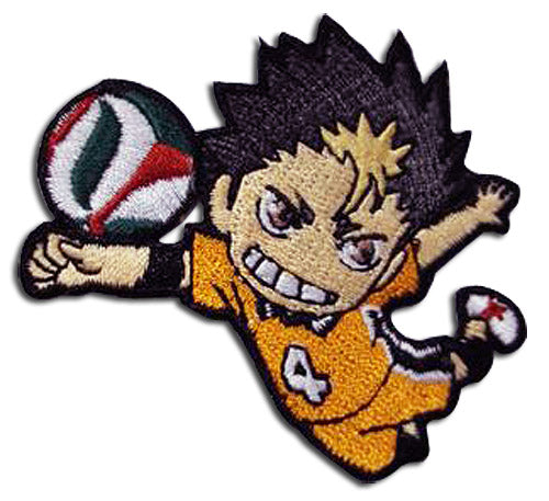 HAIKYU!! - YU PATCH