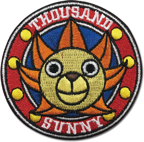 ONE PIECE - SUNNY PATCH