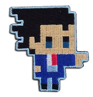 ACE ATTORNEY - PHOENIX PIXEL ART PATCH
