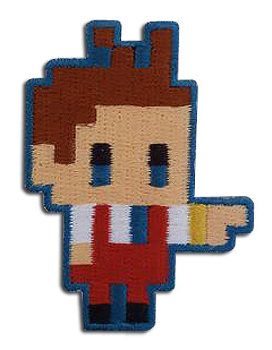 ACE ATTORNEY - APOLLO PIXEL ART PATCH
