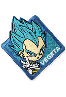 DRAGON BALL SUPER - VEGETA PATCH