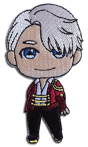 YURI ON ICE!!! -SD VICTOR PATCH