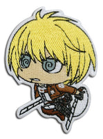 ATTACK ON TITAN - ARMIN SD PATCH