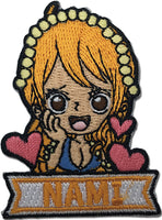 ONE PIECE - NAMI SD PATCH