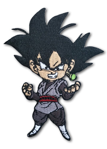 DRAGON BALL SUPER - BLACK GOKU PATCH