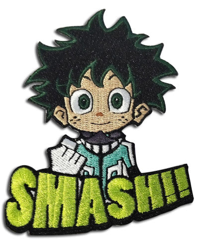 MY HERO ACADEMIA - DEKU SMASH!! PATCH
