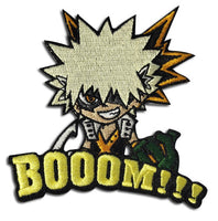 MY HERO ACADEMIA - BAKUGO BOOM!! PATCH