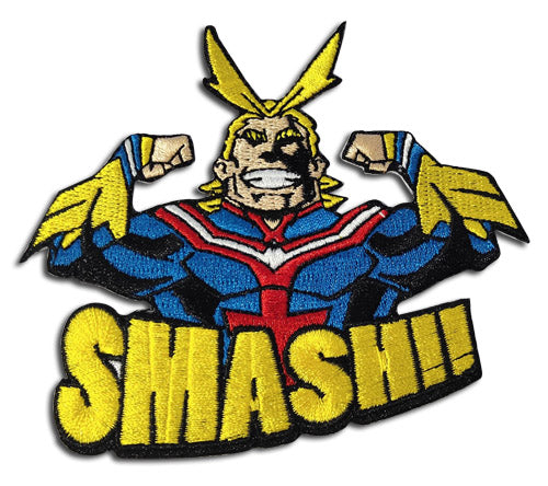 MY HERO ACADEMIA - ALL MIGHT SMASH!! PATCH