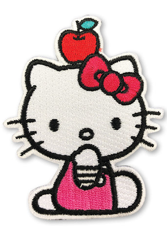 HELLO KITTY - APPLE ON THE HEAD PATCH