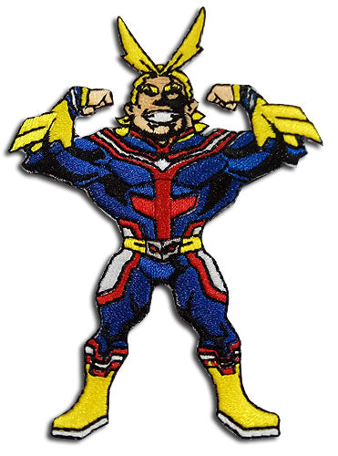 MY HERO ACADEMIA - SD ALL MIGHT PATCH